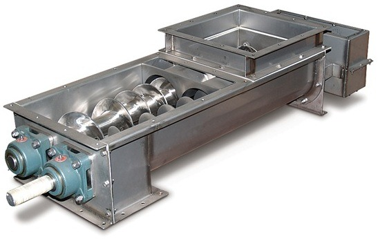 Conveyors and Feeders link
