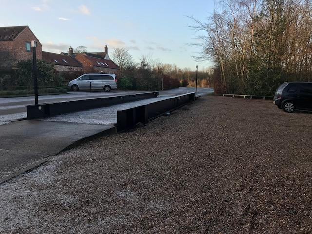 15m surface mounted weighbridge